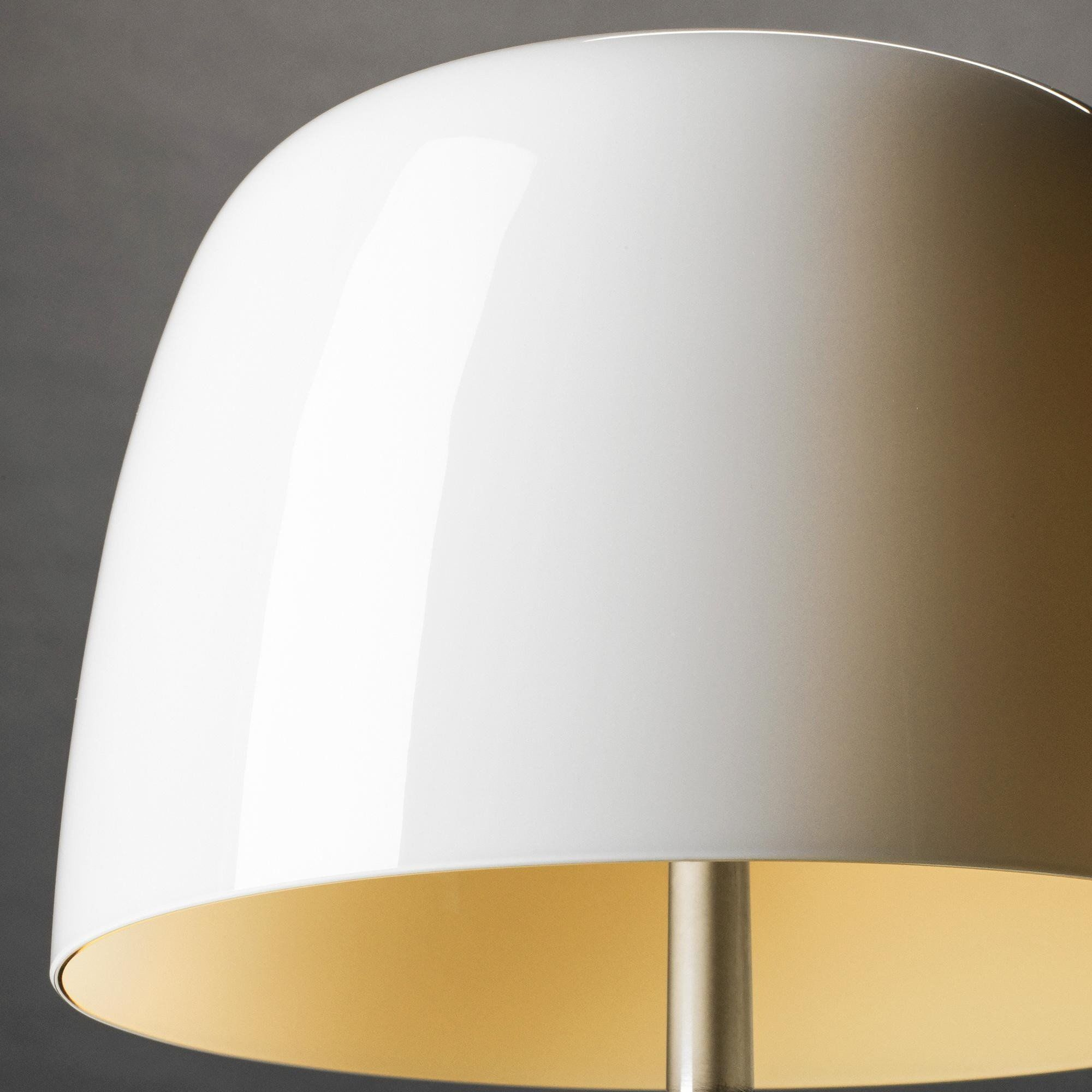 with inspiration dimming table brass metal lamp dimmer white ss touch domed shade best wofi for a glass in finish