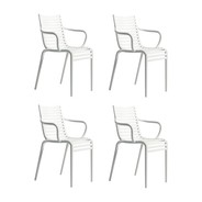 Driade - Pip-e Armchair Set Of 4