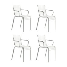Driade - Pip-e Garden Armchair Set of 4