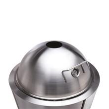 Eva Solo - Couvercle-dôme avec thermomètre pour barbecue