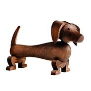 Kay Bojesen Denmark - Kay Bojesen Holzfigur Hund