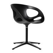 Fritz Hansen - Chaise pivotante Rin™ HK10 revêtu par poudre