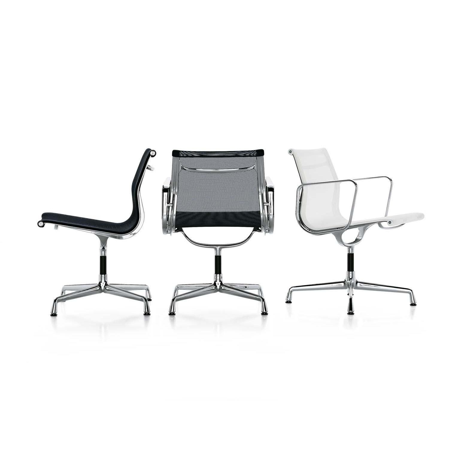 vitra ea 108 aluminium chair chaise de bureau ambientedirect. Black Bedroom Furniture Sets. Home Design Ideas