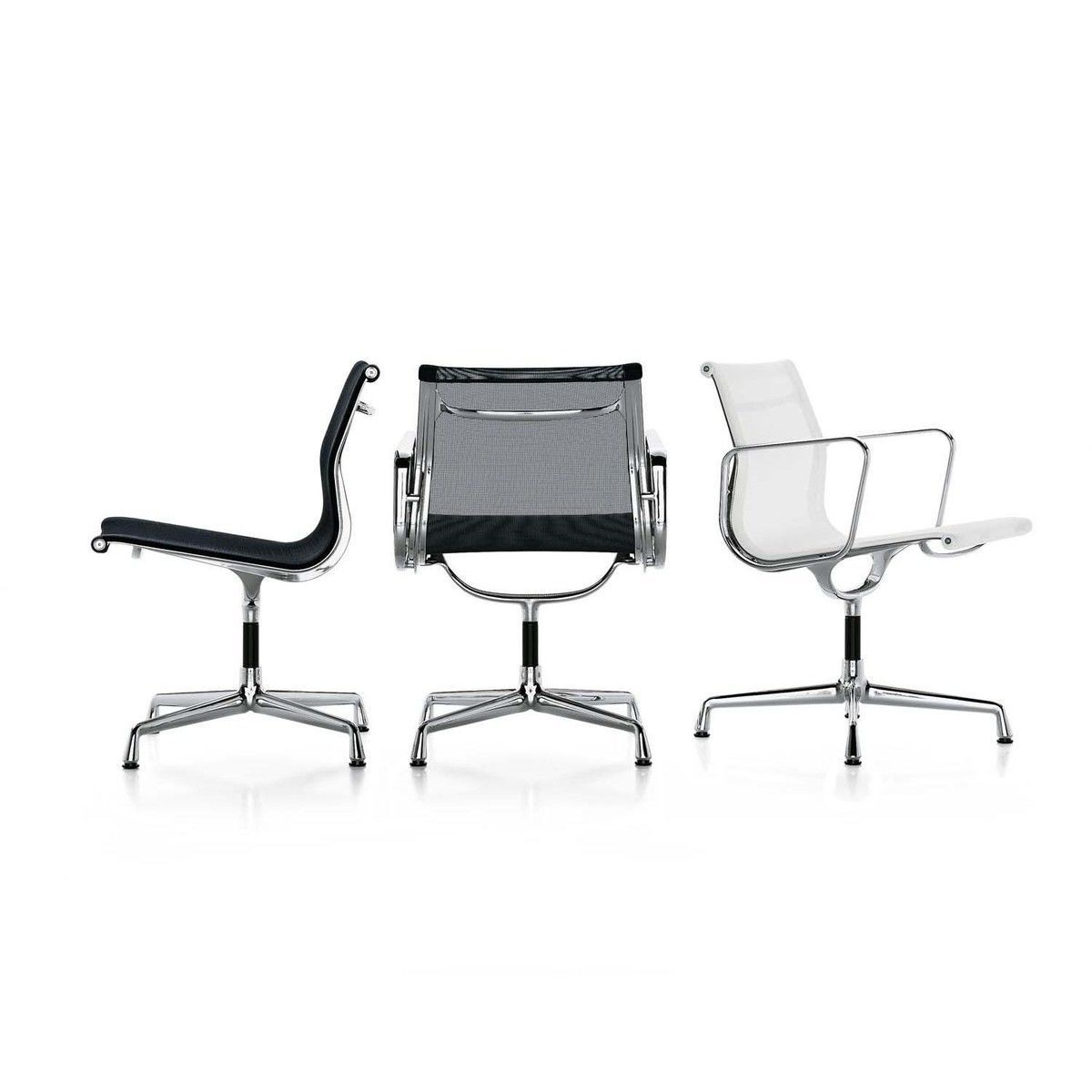 Bürostuhl Klassiker Vitra : vitra ea 108 aluminium chair b rostuhl vitra klassiker ~ Michelbontemps.com Haus und Dekorationen