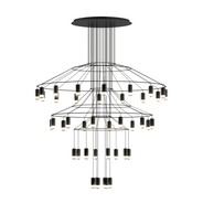 Vibia - Suspension LED Wireflow Chandelier 0377
