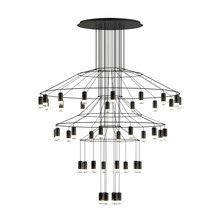 Vibia - Wireflow Chandelier 0377 LED-Pendelleuchte