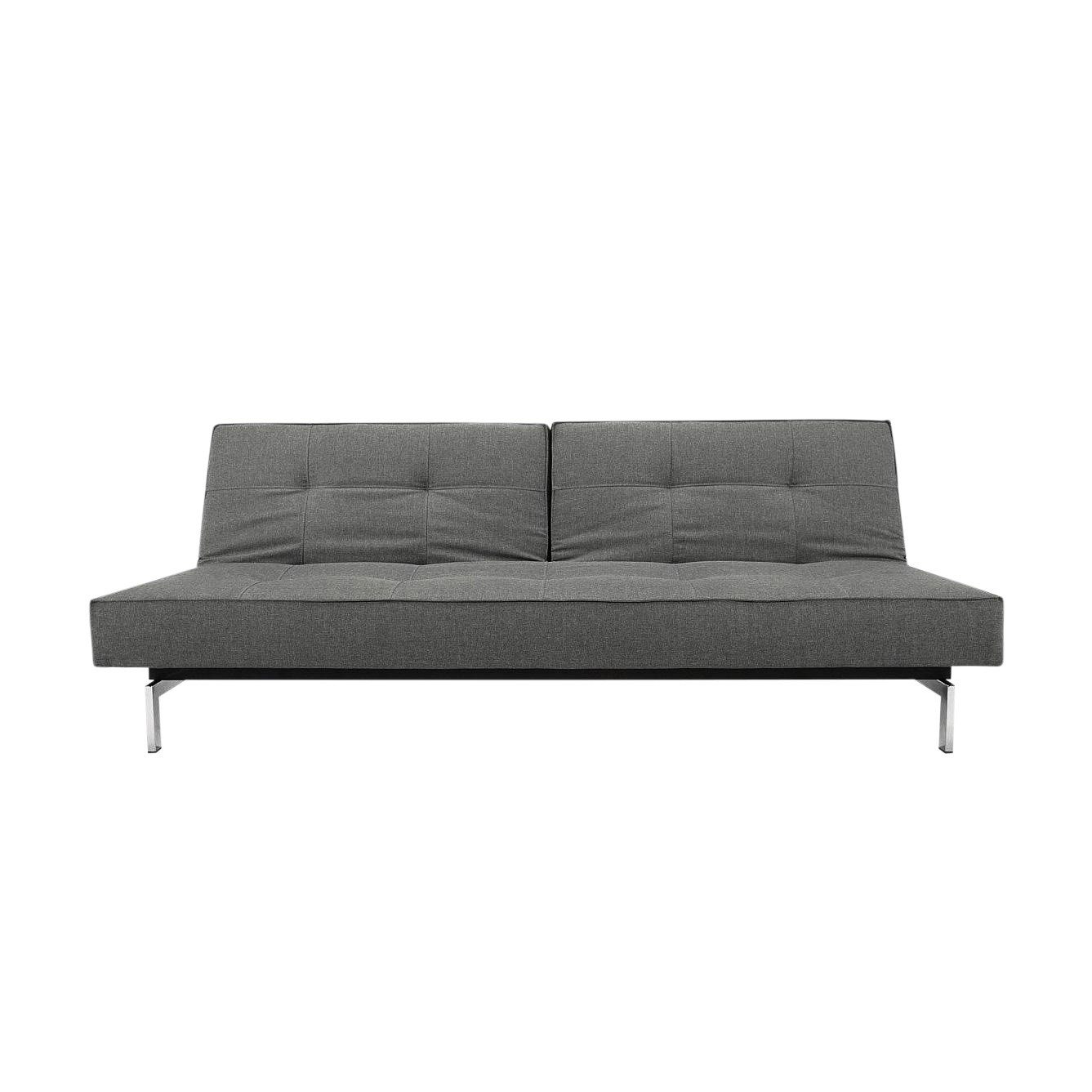 Innovation Splitback Schlafsofa Chrom Ambientedirect