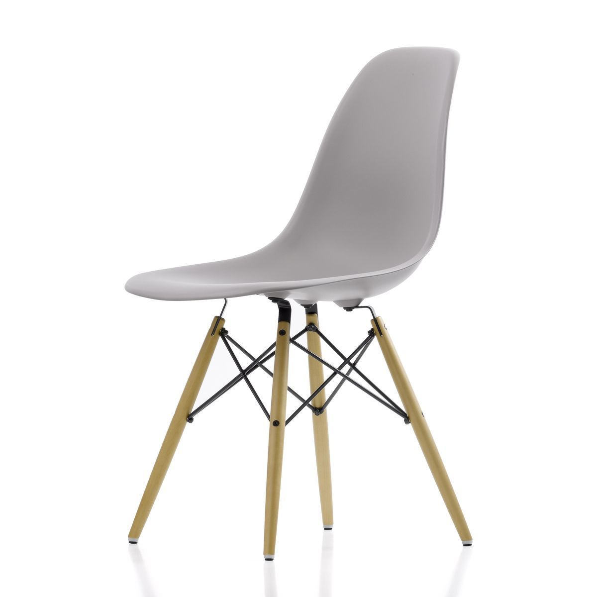 eames plastic side chair dsw h41cm vitra. Black Bedroom Furniture Sets. Home Design Ideas