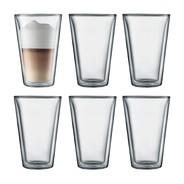 Bodum - Canteen Glas 6er Set