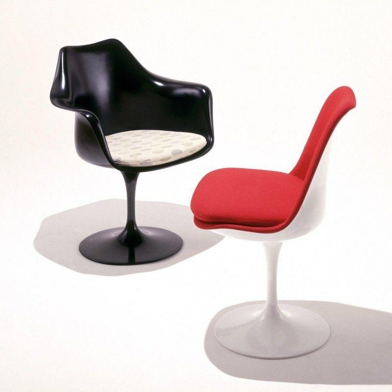 Tulip eero saarinen fauteuil knoll international - Fauteuil knoll tulipe ...