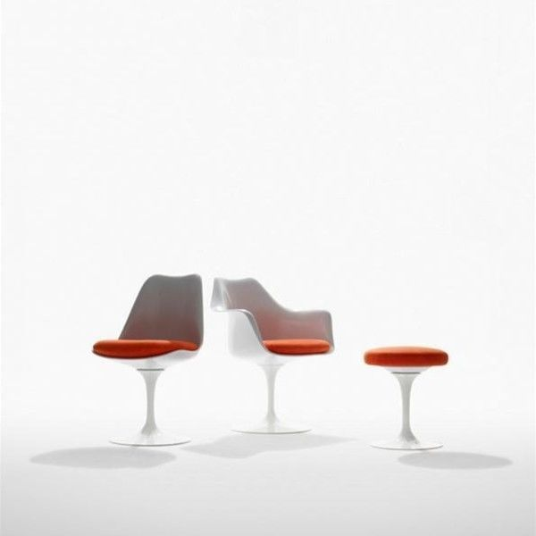 Tulip Eero Saarinen Tabouret Knoll International