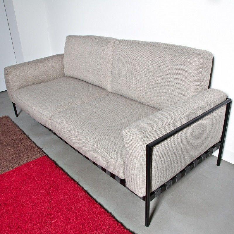 parco outdoor canap 2 places zanotta. Black Bedroom Furniture Sets. Home Design Ideas