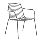 Pedrali - Chaise de jardin lounge Nolita 3659