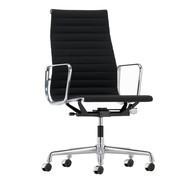 Vitra - Chaise de bureau EA 119 Aluminium Chair chromé