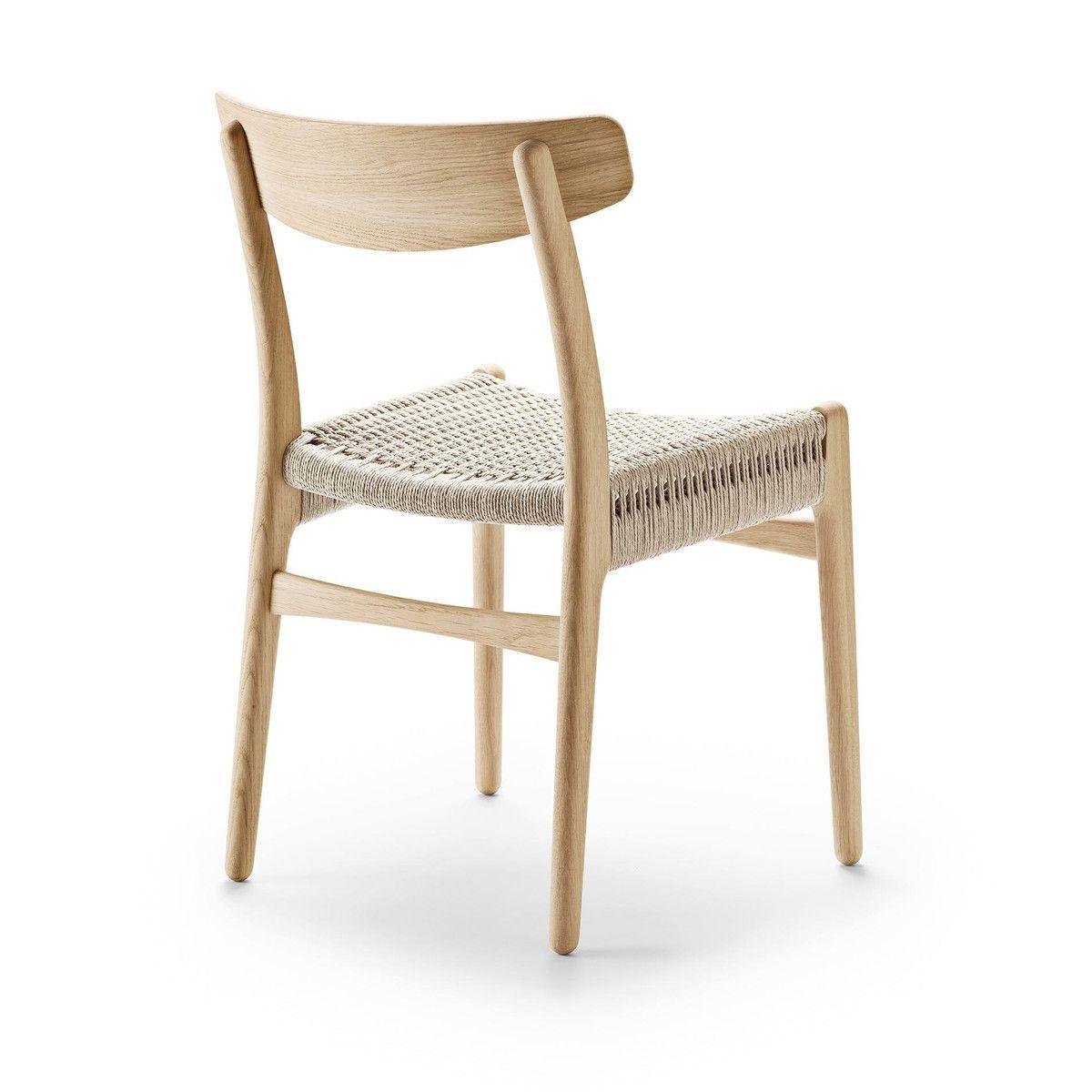 carl hansen chairs. Carl Hansen - Special Edition CH23 Chair Chairs C