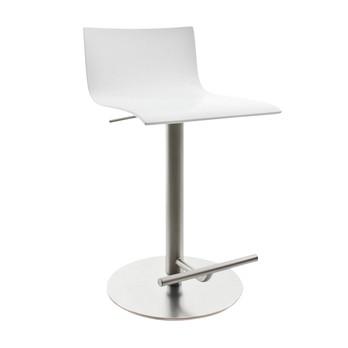 Awe Inspiring Thin Bar Stool Adjustable Creativecarmelina Interior Chair Design Creativecarmelinacom