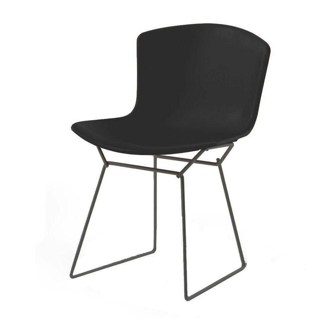 Exceptionnel Knoll International   Bertoia Plastic Side Chair Frame ...