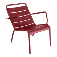 Fermob - Luxembourg Low Outdoor Armchair