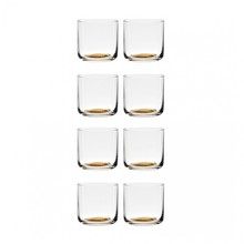 HAY - Colour Glass Low Set of 8