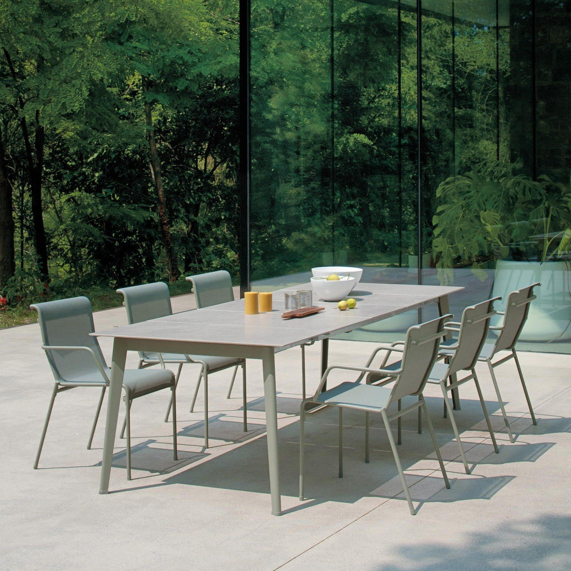 Emu  Kira Garden Table Extendable Emu  Kira Garden