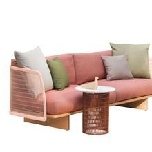 Kettal - Mesh Outdoor 3-Sitzer Sofa
