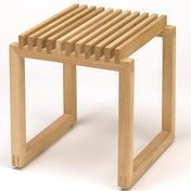 Skagerak - Cutter Stool - oak