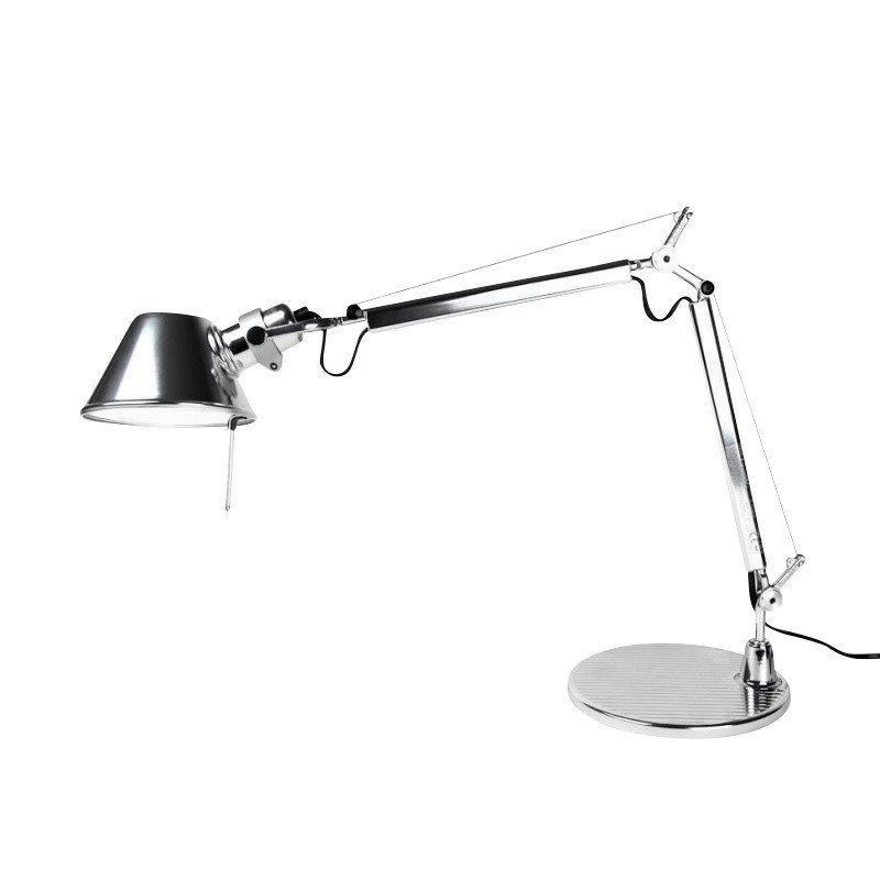 Artemide   Tolomeo Micro Chrom Office Lamp ...