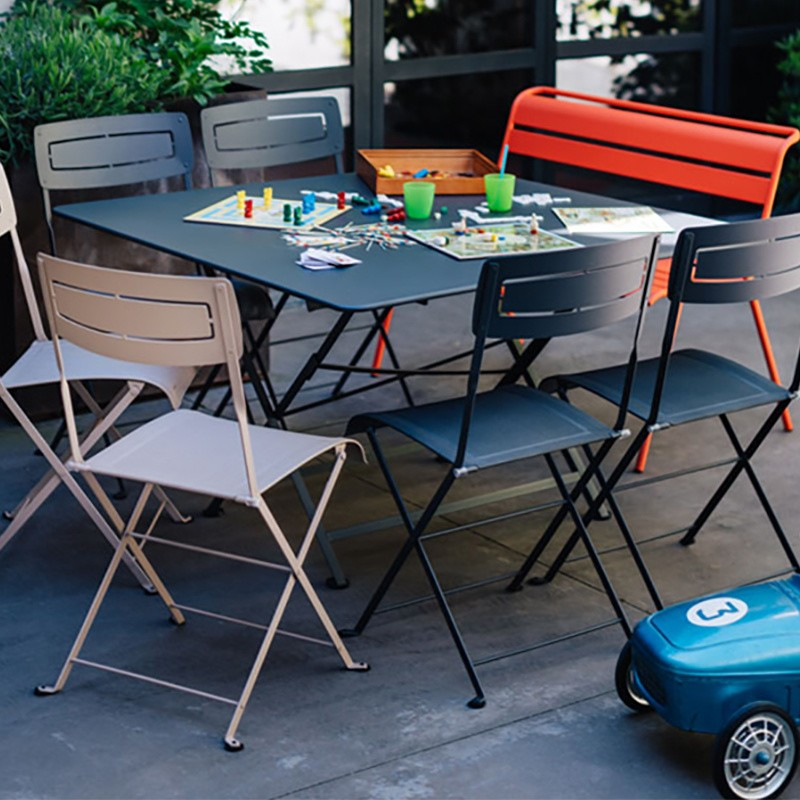 Table de jardin pliable Cargo