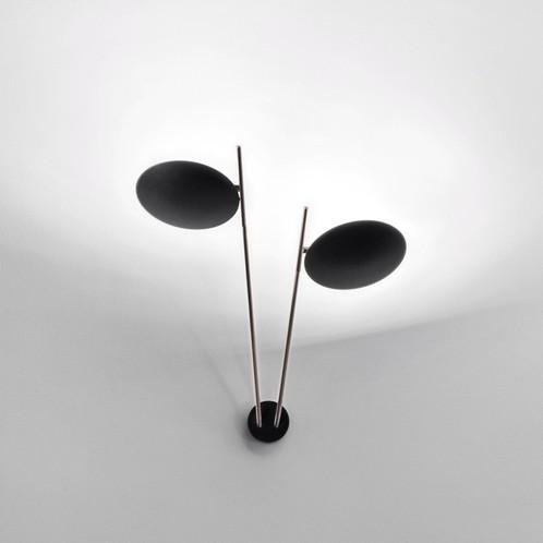 Catellani & Smith - Lederam W2 LED Wandleuchte