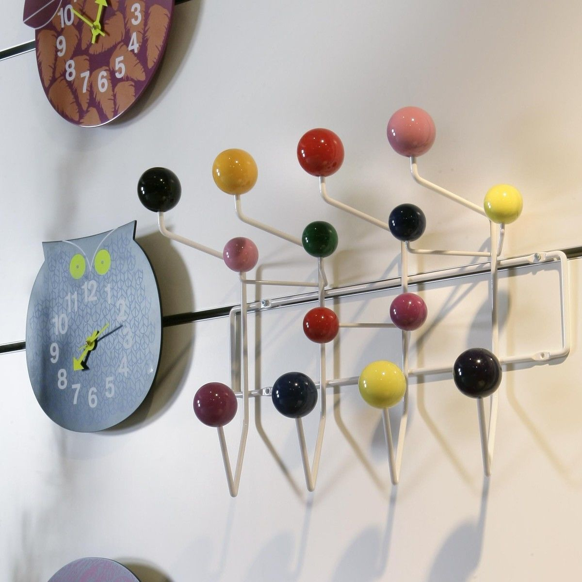 Hang It All Vitra Hang It All Von Charles Ray Eames 1953 Designerm