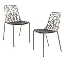 Fast - Forest Garden Chair 2-piece Set