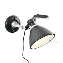 Luceplan - Fortebraccio Faretto 100W Wall Lamp