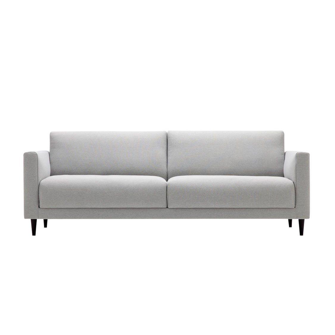 freistil 141 3 ziter sofa onderstel hout freistil rolf benz. Black Bedroom Furniture Sets. Home Design Ideas