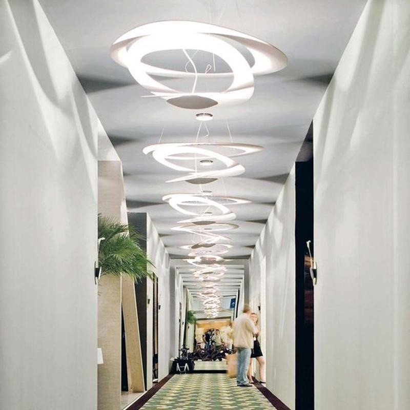 Artemide Pirce Suspension Lamp Ambientedirect