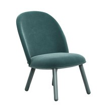 Normann Copenhagen - Ace Lounge Chair Velour
