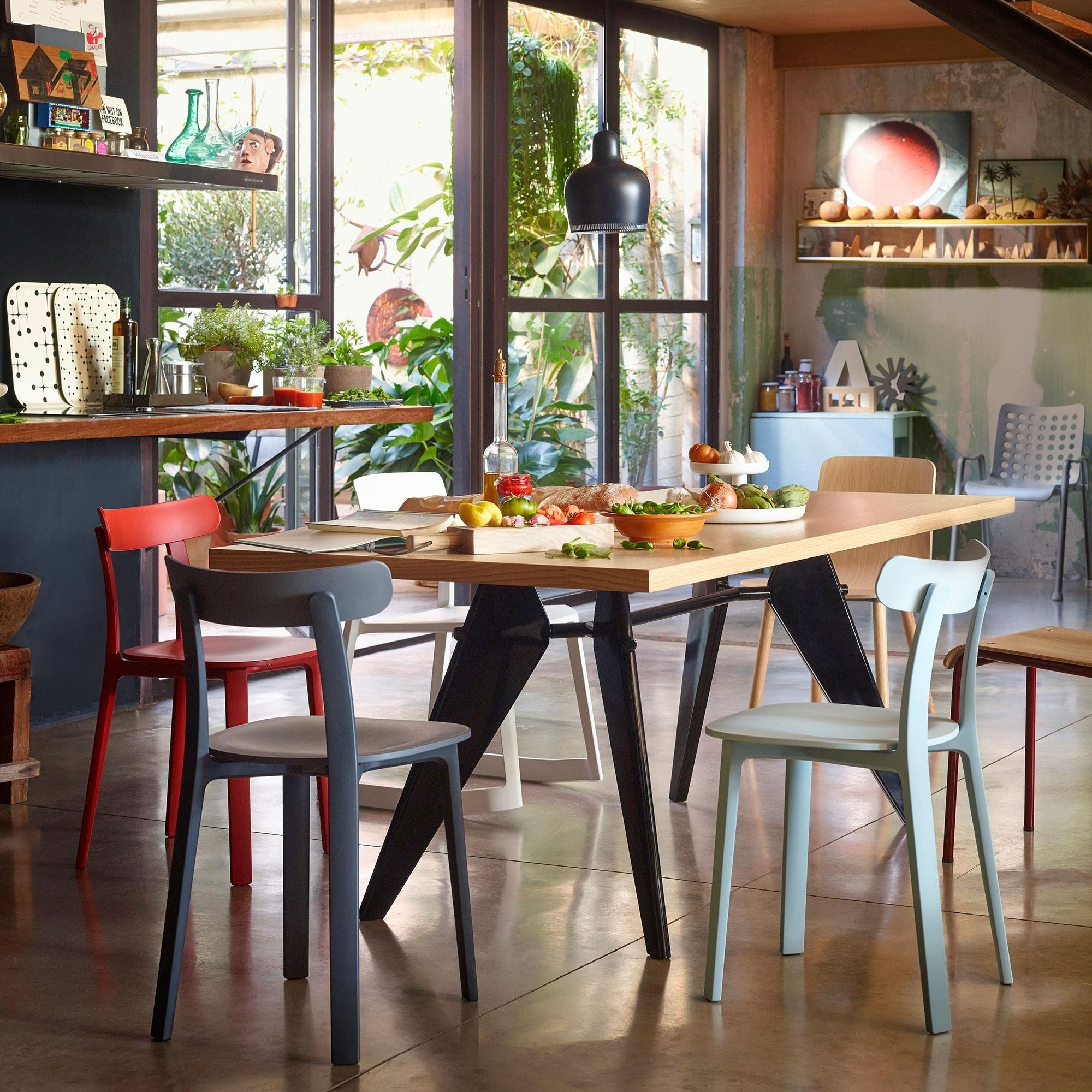 Vitra Em Table Prouv 233 Tisch Ambientedirect