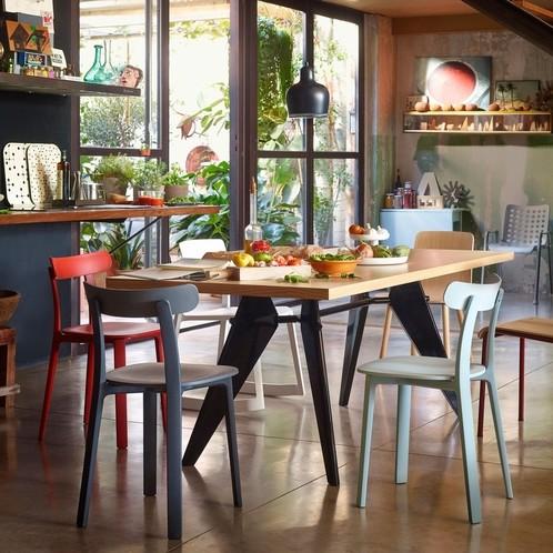 Vitra - EM Table Prouvé Tisch