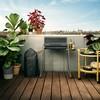 Eva Solo - Box Gas Grill Untergestell mit Seitenablage
