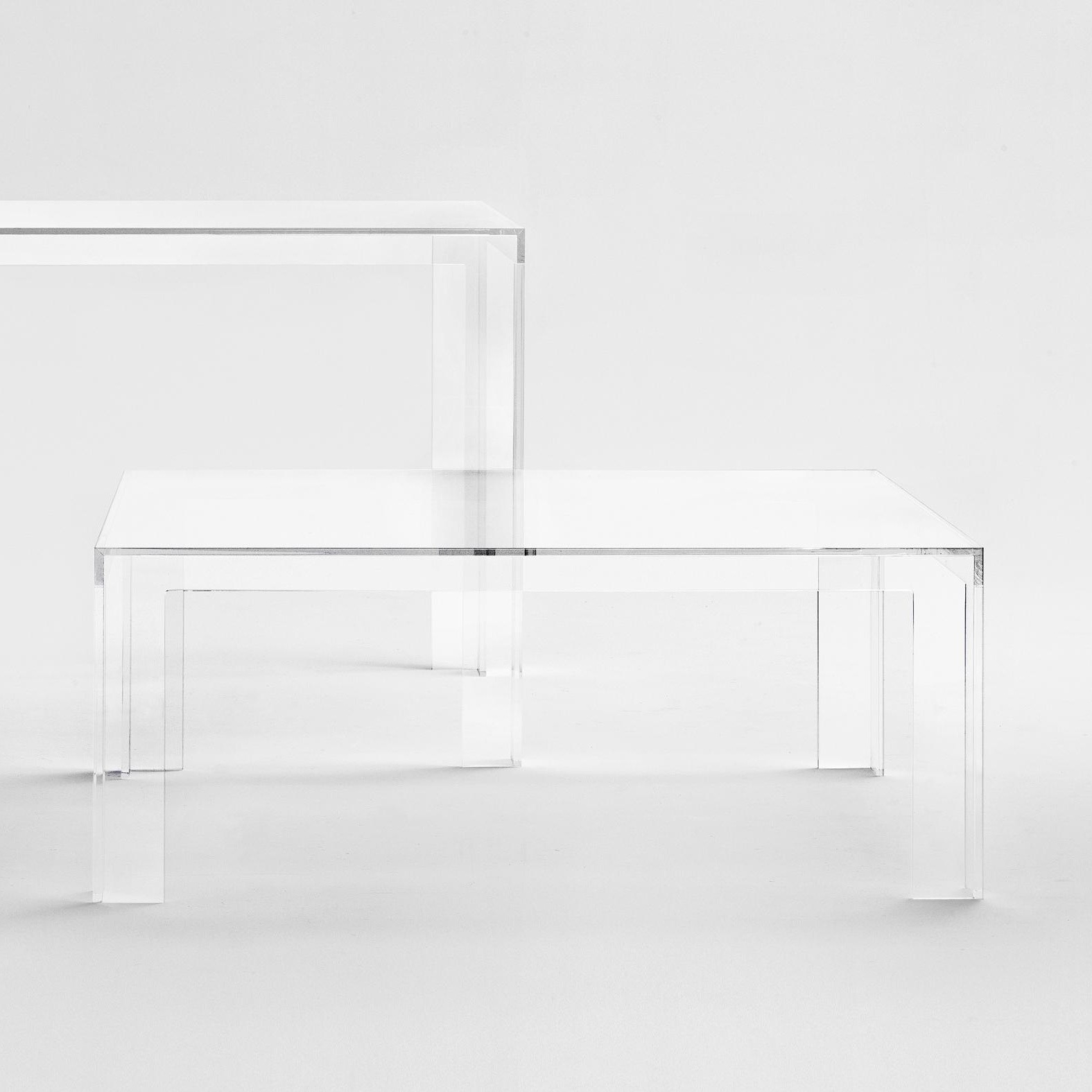 Invisible Table Coffee Table