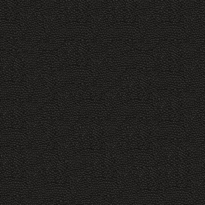 Encantador Muebles De Cuero Negro Tabla Otomana Componente - Muebles ...