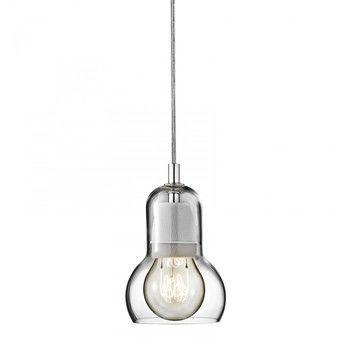 AndTradition - Bulb Pendelleuchte - transparent/PVC Kabel transparent/ohne Leuchtmittel