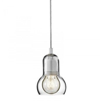 AndTradition - Bulb Pendelleuchte - transparent/PVC Kabel transparent/ohne Leuchtmittel