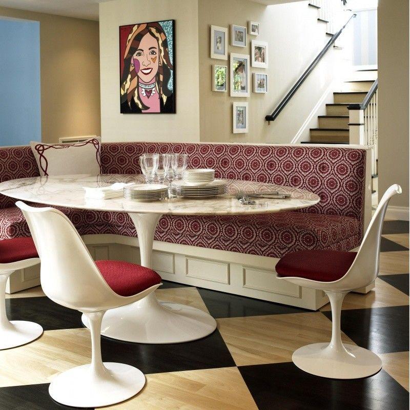 Saarinen table ovale knoll international - Tavolo knoll saarinen ovale ...