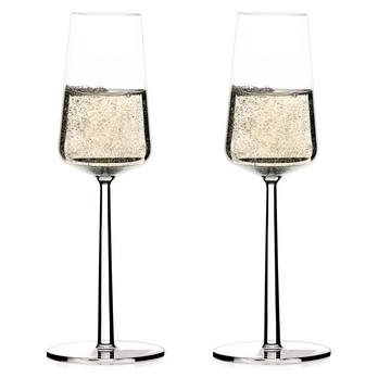 iittala - Essence Champagner Gläser Set 2tlg. - transparent / 21cl