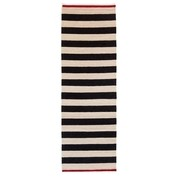 Nanimarquina - Mélange Stripes 2 Kilim Wollteppich / Läufer