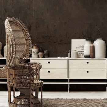 Wohnzimmer im Afrikanischem Stil