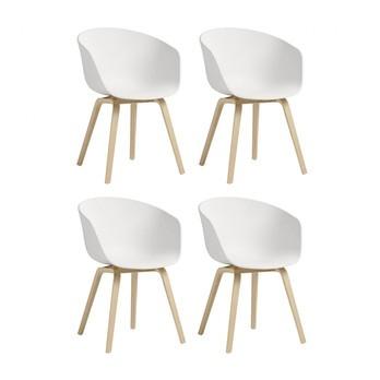 About A Chair 22 Armchair.Hay About A Chair 22 Armchair Set Of 4