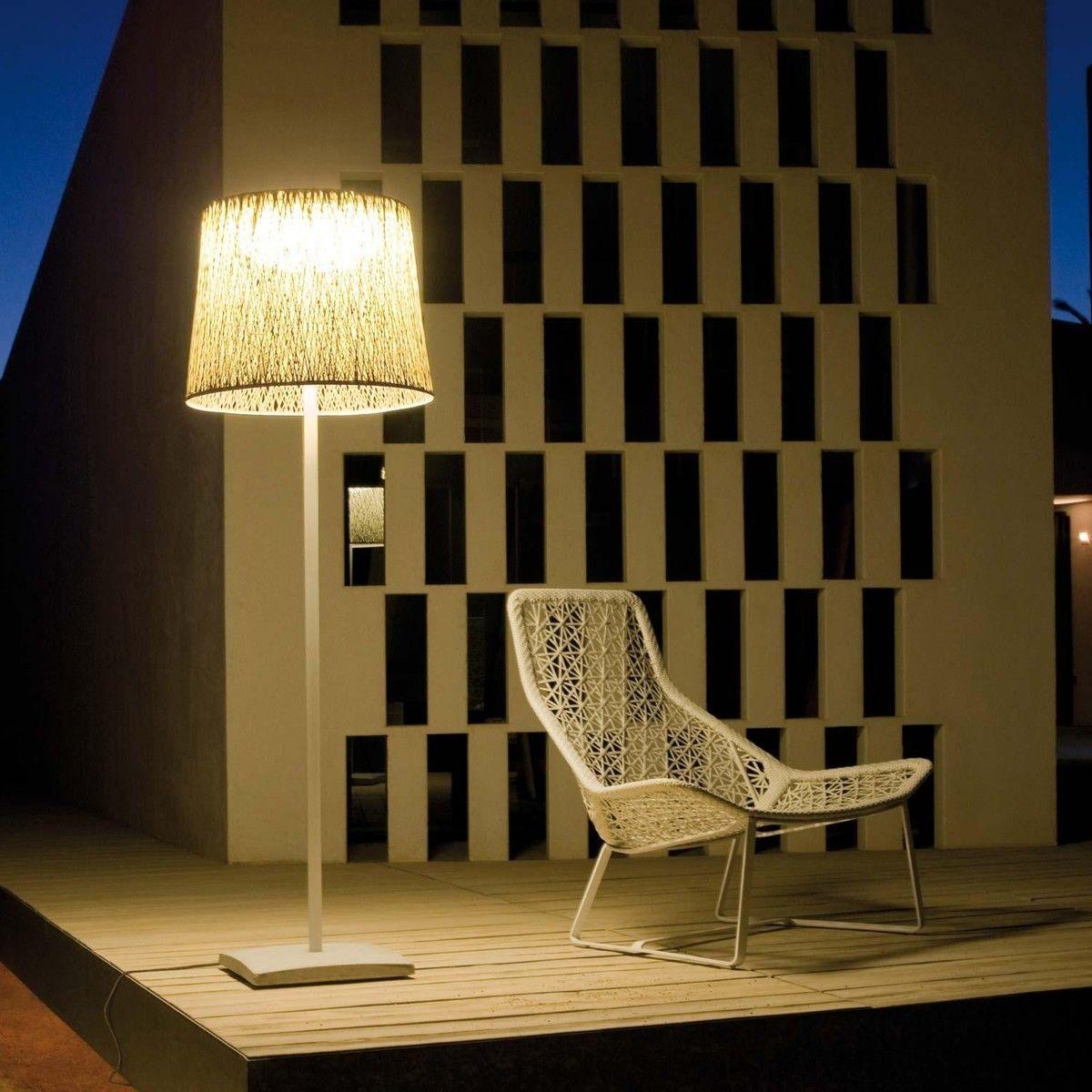 Outdoor floor lamp - Vibia Wind Outdoor Floor Lamp