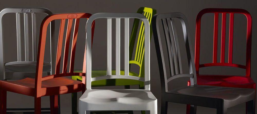 Buy Emeco furniture online AmbienteDirect