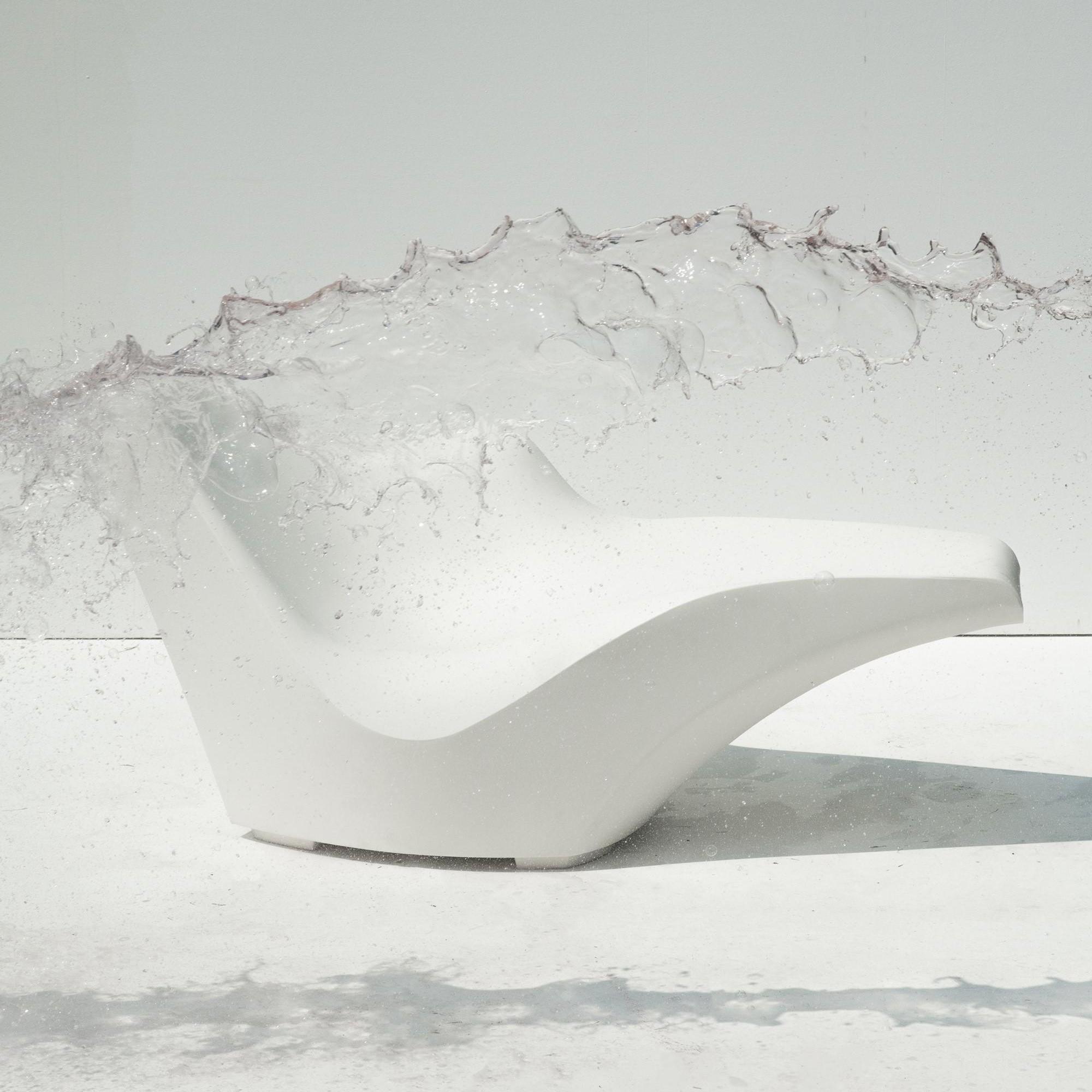Tokyo Pop Dormeuse Chair